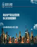 商业地产项目运营管理:核心阶段精要解析培训课件171页