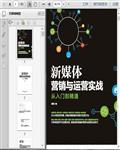 网络营销:新媒体营销与运营方法技巧361页