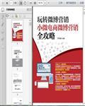 网络营销:微商微博营销(管理、运营、技巧及案例分析)281页