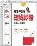 股票投资基础知识:从零开始学短线炒股(图解版)251页