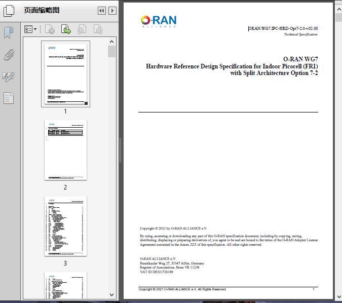 通信:O-RAN.WG7.IPC-HRD-Opt7-2.0-v02.00(英文)73页