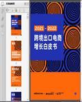 2021-2022跨境出口电商增长白皮书(魔客)90页